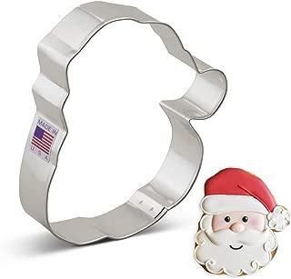 Best large santa cookie cutter Reviews