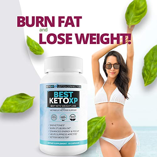 Best Keto XP - Best Keto Weight Loss - Bhb Keto Accelerator for Faster Ketosis and Faster Fat Burn - Best Keto Pills That Work for Weight Loss - Best Keto Pills for Women Weight Loss 7