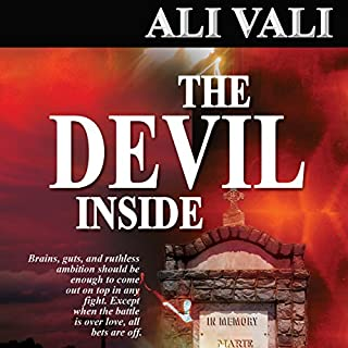 The Devil Inside audiobook cover art