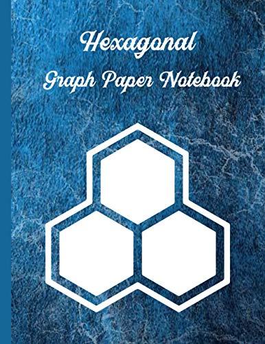 Hexagonal Graph Paper Notebook: Apologia Chemistry Student Hexagonal Notebook, Organic Chemistry Laboratory Notebook