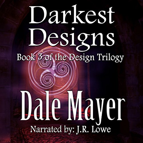 Darkest Designs (Design Series) audiobook cover art