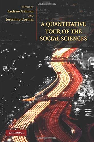 A Quantitative Tour of the Social Sciences