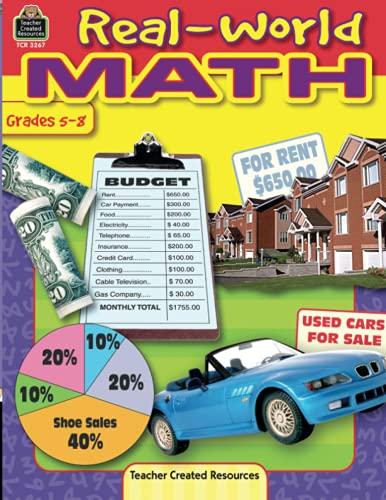 Real-World Math: Grades 5-8