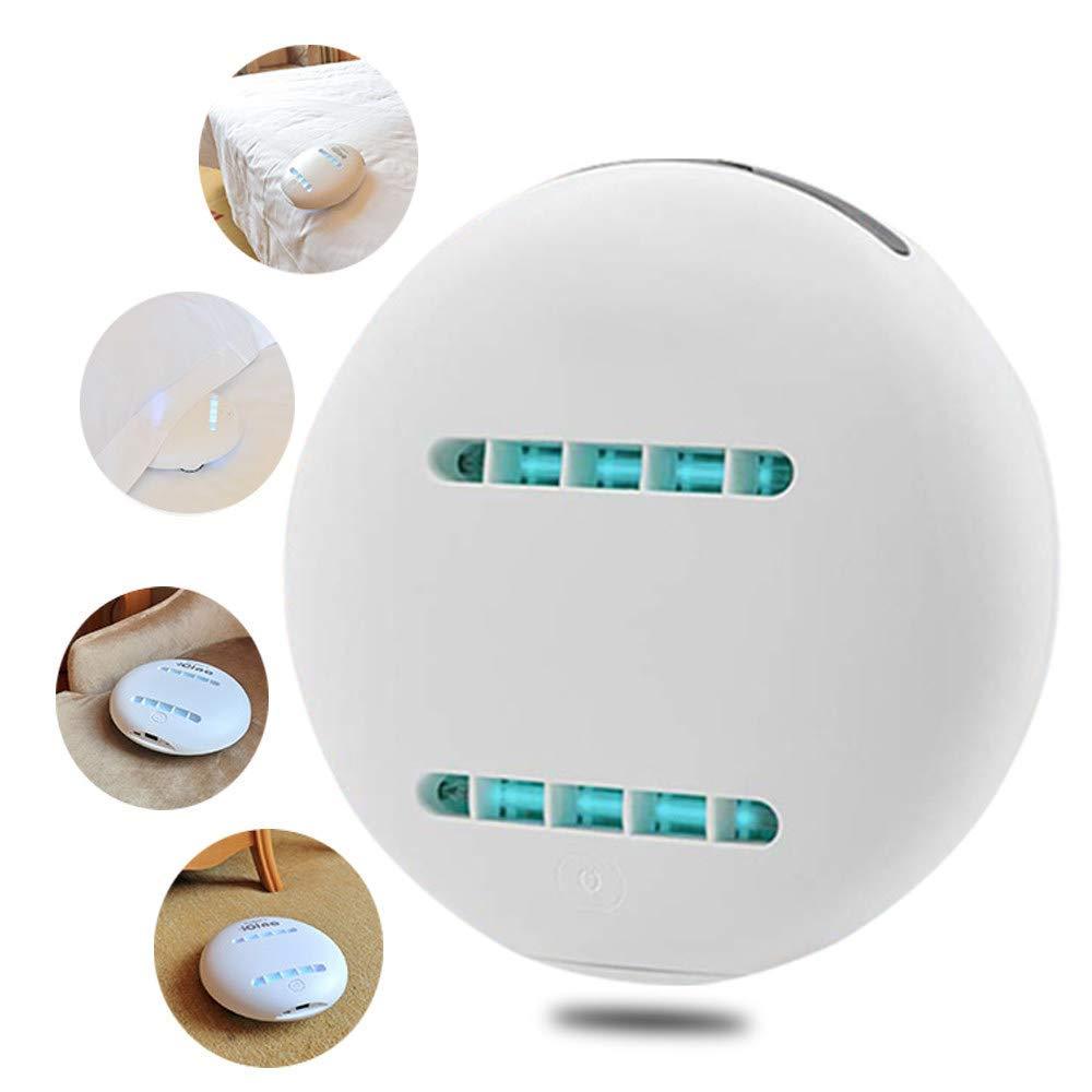 Los ácaros de la cama for aspiradoras, Handheld sin cuerda UV aspirador con 4800 mAh - Muertes