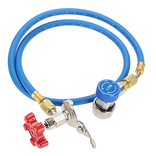 R134a Auto Klimaanlage Kältemittel Nachfüllschlauch Nachfüllschlauch Gasdose Fitting Rohr für R502 R-12 R-22 Kältemittel