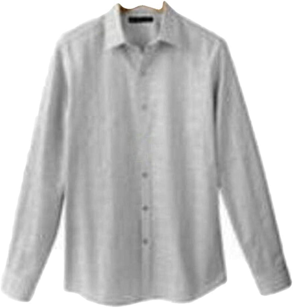 Marc Anthony Mens Gray Paisley Long Sleeve Slim Fit Sport Dress Shirt, Size 2XL