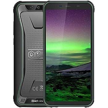 Blackview BV5500 Móvil Libre, Android 8.1 3G Smartphone, IP68 ...