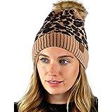 Durio Beanie for Women Knit Beanie Cozy Winter...