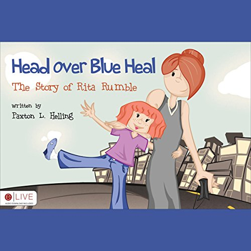 Head over Blue Heal audiobook cover art