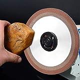 Disco abrasivo Disco abrasivo de diamante Eficiente para acero duro para lijar carburo