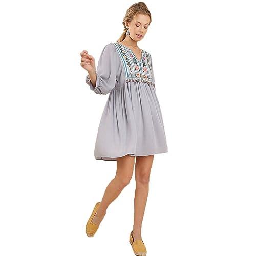 699a41a49cf Umgee Women's Bohemian Tunic or Dress
