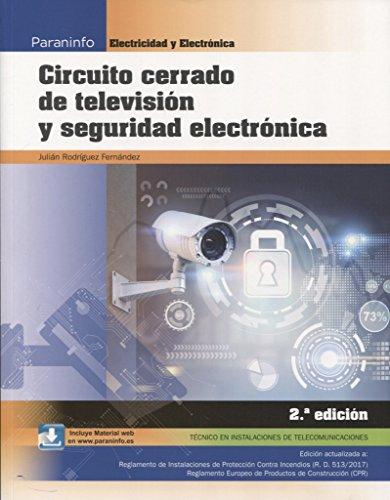 Circuito cerrado de televisión y seguridad electrónica 2.ª