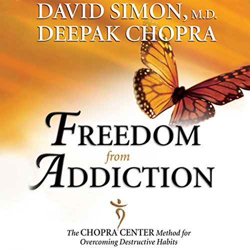 Freedom from Addiction audiobook cover art