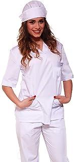 70ef39c2b2 Amazon.it: casacca - Abbigliamento da lavoro e divise ...
