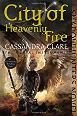 City of Heavenly Fire The Mortal Instruments