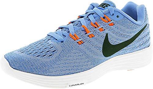 Nike Damen Lunartempo 2 Laufschuhe, hellblau/schwarz, 37.5 EU