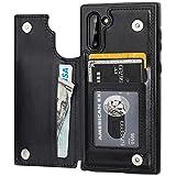 Vaburs Galaxy Note 10 Case Wallet with Card Holder, Premium PU...