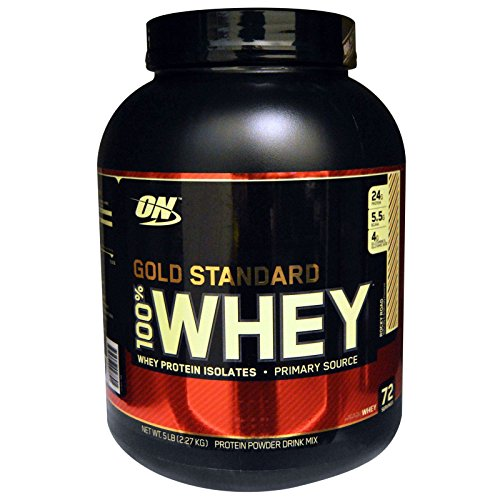 Optimum Nutrition 100% Whey Gold Rocky Road 2270g
