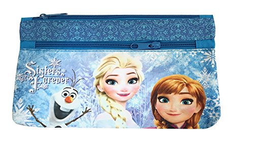 Star  Disney Frozen - Trousse per Trucchi, 24 x 15 cm, 2 Colori Assortiti