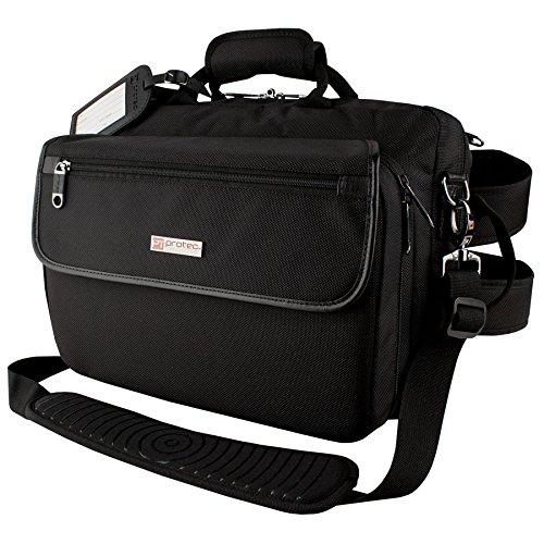 Protec Etui B-Klarinette Deutsch LX 307GER LUX Messenger Case, schwarz