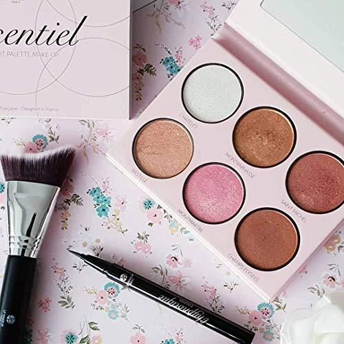 """Pinceau de maquillage Yeux """"L'accessoire"""" - N°6 - pinceau de grande qualité - Poils fins"""