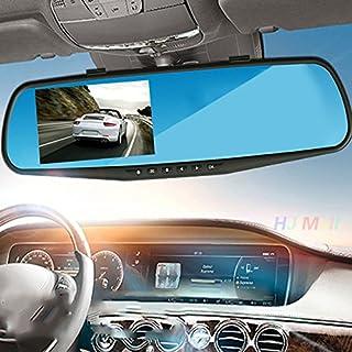 Sedeta 1080P HD de Coches Video de la conducción Espejo ret
