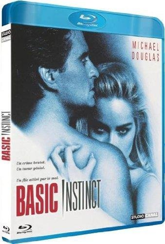 Basic instinct [Blu-ray] [FR Import]