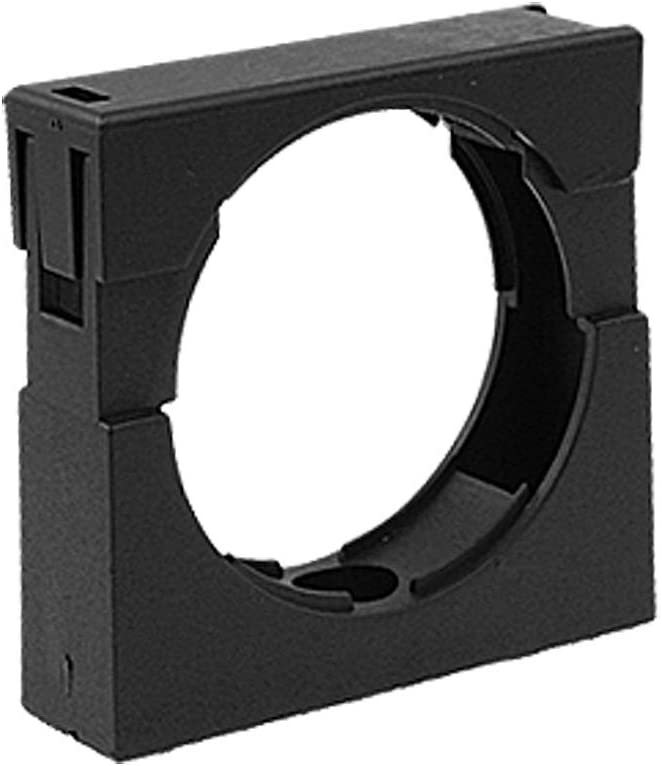 El Paso Mall Aexit Black Plastic Clamps Fixed 54.5mm C for Cheap Hand-Screw Support