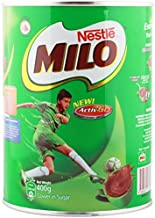 Nestle Milo Active Go Tin, 400g - Pack of 3