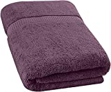 Utopia Towels - Toallas de baño Grandes (90 x 180 cm) (Ciruela, 1)
