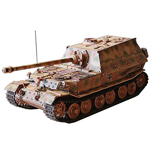 EP-Toy Tanque De Papel Kits Modelo Militares del Cabrito, 1/25 Alemán Ferdinant Elefante Rompecabezas Juguetes Y Regalos, 13Inchx5.5Inch