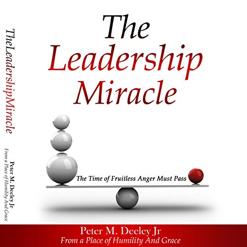 The Leadership Miracle audiobook cover art