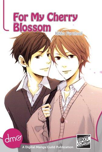 For My Cherry Blossom (Yaoi Manga) (English Edition)