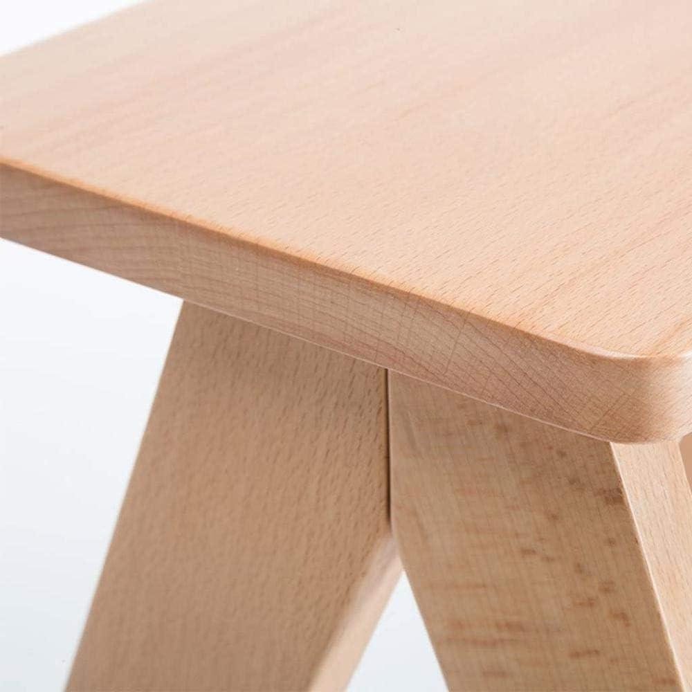 WANGXIAOYUE Escabeau Tabouret Pliant 3 Marchepied chaises Portable de déménagement Cuisine Tabouret Haut et Banc étapes Deux côtés Lavable Seat Cover Banc (Color : Blue) Blue