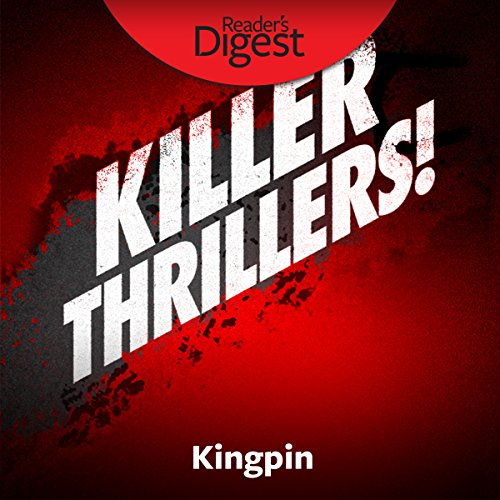 Kingpin audiobook cover art