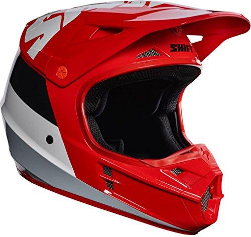 Shift WHIT3 Tarmac Casque de motocross S (55/56) Rot