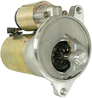 DB Electrical SFD0012 New Starter For Ford Mini Pmgr 302 351 Manual Transmissions,Bronco E F Series Vans & Pickups 323-510, 336-1165 SFD0012 113218 10465346 F2TU-11000-AA F2TZ-11002-A F7PU-11000-FA