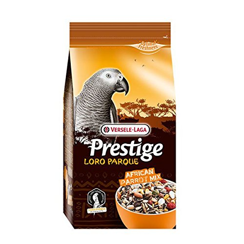 Versele Loro Parque Mix African Parrot - 10 kg | Graupapagei | Futter |