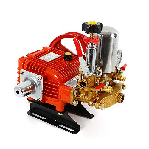 Agricultural Motor Chemical Triplex Plunger Pump 26/60-Type Spray Pump Pressure Washer Hochdruckreiniger (26)