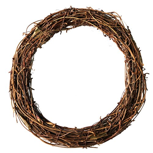 Grapevine Wreaths (8 Inch, 4 Pack)
