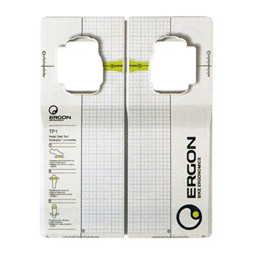 Ergon Kéo Compatible Ajustador de calas TP1 para Look, Unisex Adulto, Negro, Keo