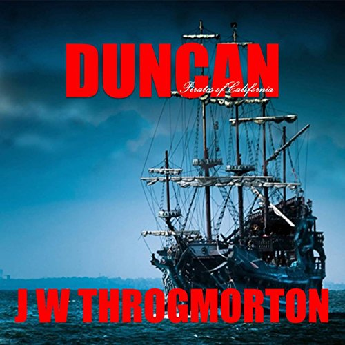 Duncan: Pirates of California Titelbild