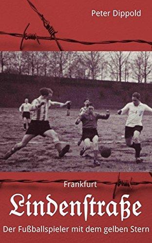 Frankfurt - Lindenstrasse: Der Fußballspieler mit dem gelben Stern by Peter Dippold (2015-01-06)