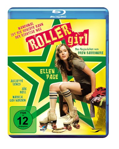 Roller Girl [Blu-ray]