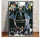 MTHONGYAO Poster Lost In Translation Japanisches Filmplakat