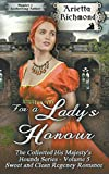 For a Lady's Honour: Sweet and Clean Regency Romance