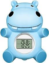 XINGYU Medidor de Temperatura del Agua bañera baño medidor de Temperatura del Agua termómetro doméstico Amarillo, Azul Herramientas domésticas Muy útiles (Color: C)