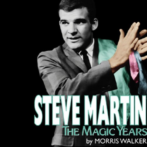 Steve Martin audiobook cover art