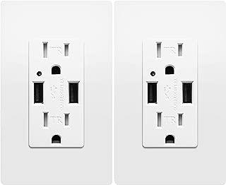 Best usb socket 4.2a Reviews