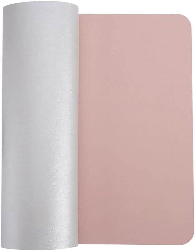 Office Desk Pad Mat 春の新作シューズ満載 PU 新品未使用正規品 Blo Waterproof Protector Leather